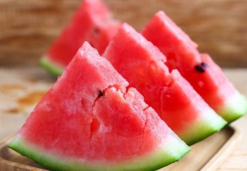 List of best fruits and vegetables for weight loss
